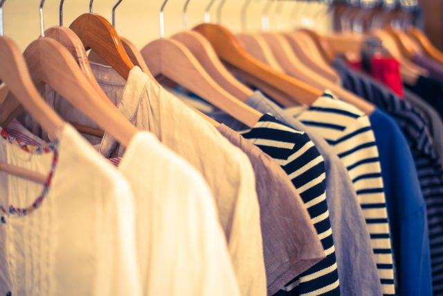 洋服の画像