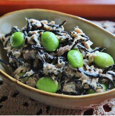 枝豆サラダの画像