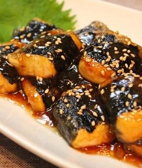 焼き海苔レシピの画像