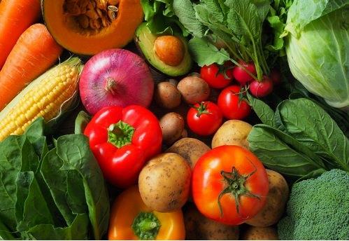 浮腫みに効果的な食べ物の画像